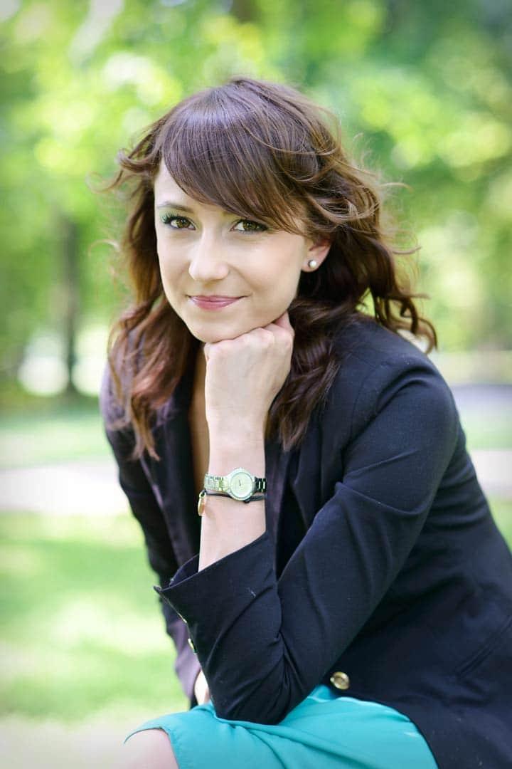 Zuzanna Nosek dietetyk z pasją i wiedzą na temat fit jedzenia