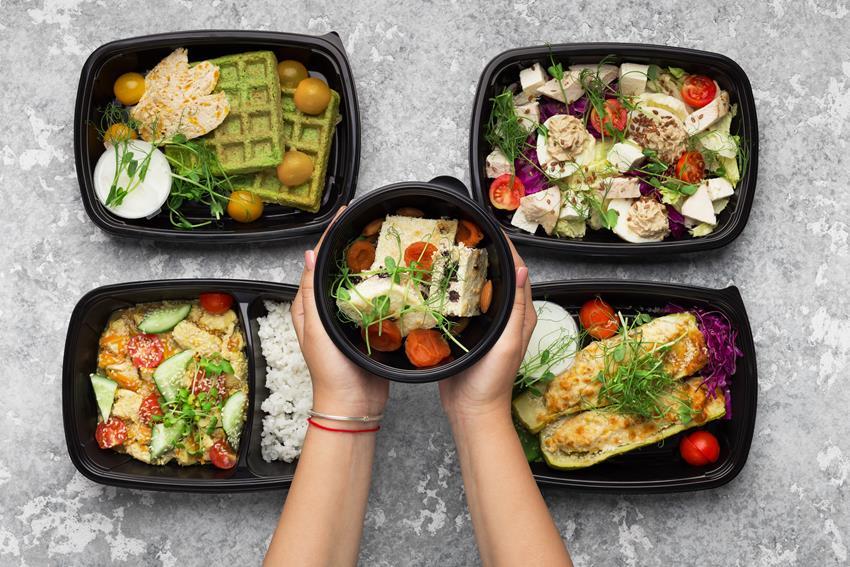 Catering dietetyczny w pracy – codziennie zdrowy lunch box!