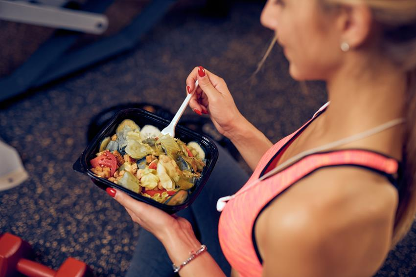 Czy sportowiec może korzystać z diety pudełkowej?