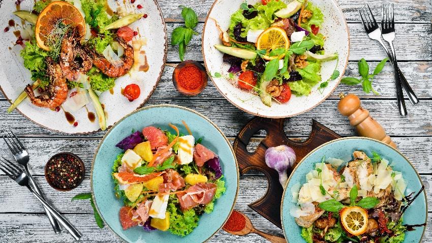 ilość posiłków w diecie