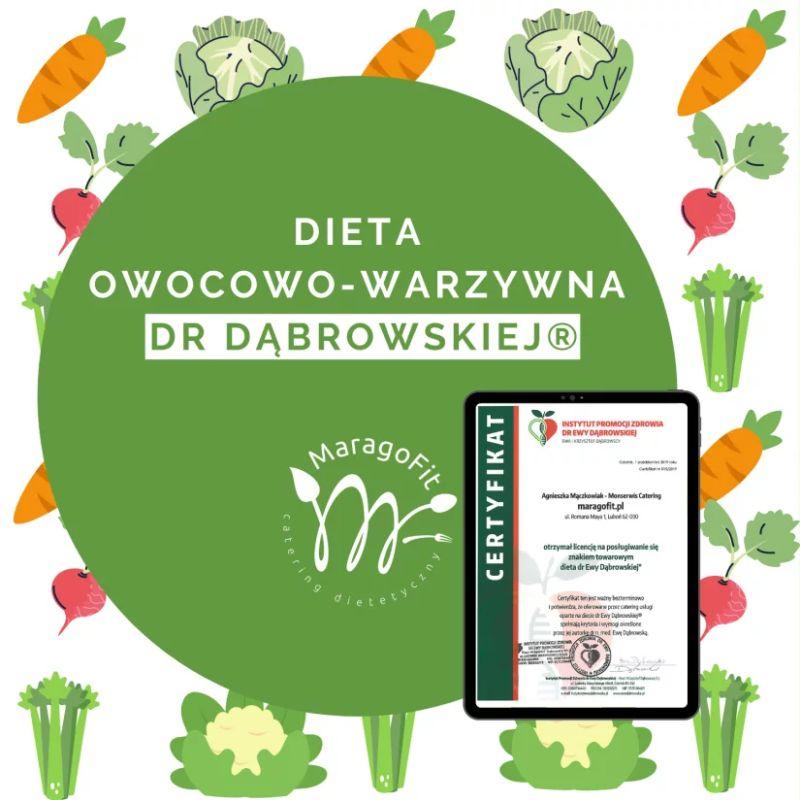 Dieta dr Dabrowskiej MaragoFit